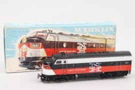 """Märklin - Modell Nr.3062 """"Amerikanische Diesellokomotive"""" Spur H0 (2)"""
