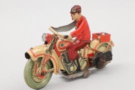 Tipp & Co. - Modell Nr.586 Blechmotorrad