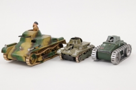 Arnold - Lehmann - Gama - Konvolut Panzer