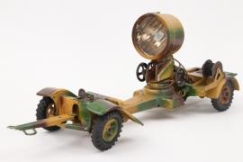 Lineol -  Scheinwerferwagen für 8,8cm Flak