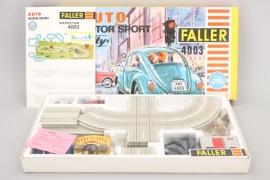 "Faller - Modell Nr.4003 ""City"" Autorennbahn"