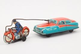 """Phillip Niedermeier - Modell Nr.""""320"""" Police Car"""