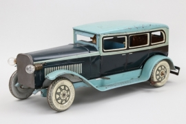 Tipp & Co. - Antikes Blechauto 8 Zylinder Limousine