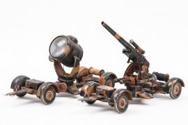 Tipp & Co. - Scheinwerferwagen und Flak