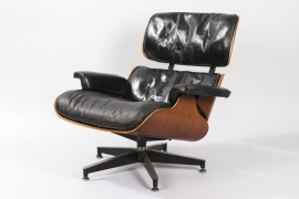 Lounge Chair Vitra // Charles and Ray Eames