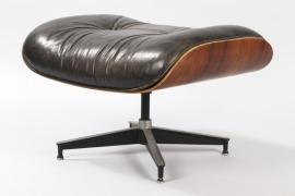 Lounge Chair Ottoman Herman Miller USA // Charles and Ray Eames