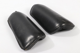First Model Lounge Chair Herman Miller Leather Armrests // Charles and Ray Eames