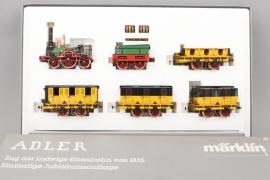 """Märklin - Modell Nr.5750 """"Adler"""" Jubiläumszug Spur 1"""