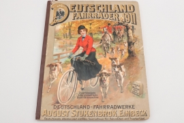 """Katalog """"Deutschland Fahrräder 1911"""""""