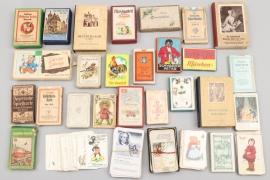 Großes Konvolut Spielkarten