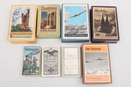 Konvolut alter Spielkarten