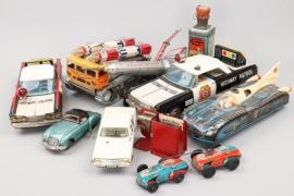Großes Konvolut Fahrzeuge