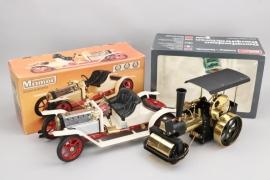 Wilesco - Mamod - Zwei Dampfmaschinen