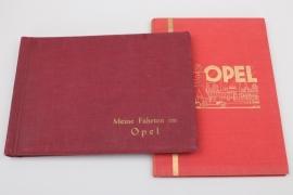 "Zwei Bücher ""Opel"""
