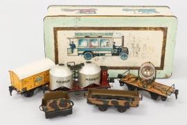 Märklin - Konvolut Wagons
