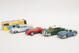 """Schuco - Konvolut """"Micro Racer"""" Autos"""