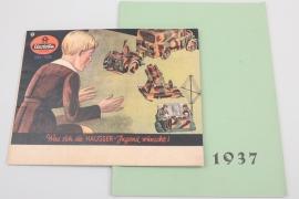 Elastolin - Hausser - Tipp &Co. - Zwei Kataloge 30ger Jahre