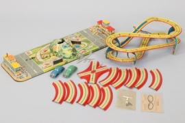 Technofix - Konvolut Blechspielzeug