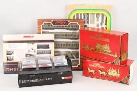 Schuco - Arnold - Matchbox - Konvolut Spielzeug