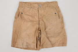 Kriegsmarine tropical shorts - 1943