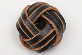 Leather woggle