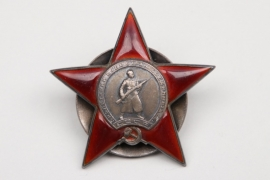 Soviet Union - 3 Order of the Red Star