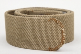 Heer tropical webbing belt