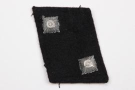 Waffen-SS rank collar tab - Oberscharführer