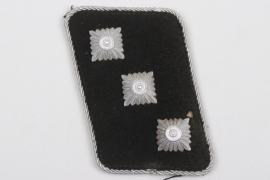 Waffen-SS officer's single collar tab - Untersturmführer
