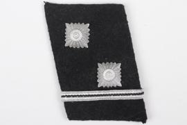 Waffen-SS single collar tab - Hauptscharführer