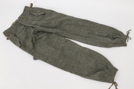 Luftwaffe paratrooper trousers