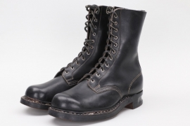 Luftwaffe paratrooper boots (unworn) - 2nd pattern