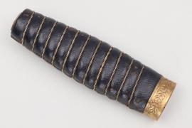 Third Reich Wasserzoll dagger handle