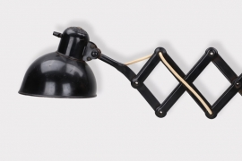 Model 6718 Wall Lamp // //Christian Dell for Kaiser Idell
