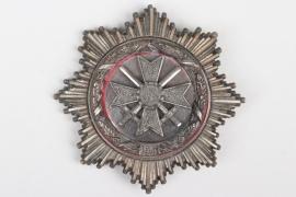 1957 German Cross in silver (replica)