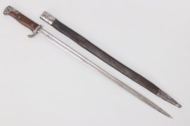 Imperial Germany - bayonet 98 (long)