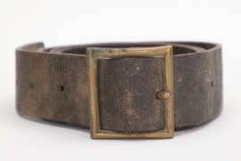 1870/71 German belt and buckle
