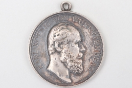 Württemberg - King Karl Military Shooting Medal