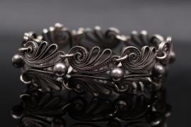 Silbernes vintage Armband
