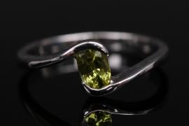 Ring mit brasilianischem Cherysoberyll