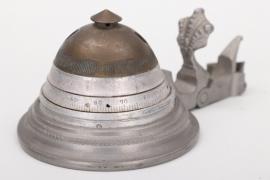 "Imperial Germany - reservist's mug ""fuze"" lid"