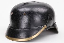 Imperial Germany - M1886 spike helmet shell - EM/NCO
