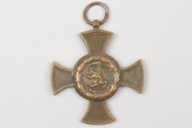 Bavaria - War Campaign Cross 1866