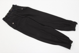 Heer Panzer straight trousers