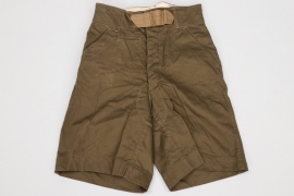 Heer tropical shorts - Rb-number