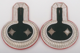 Imperial Germany - unknown officer's epaulettes