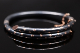 "Russian ""Tula"" bangle"