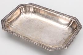 Silver bowl - Wilhelm Binder