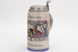 Imperial Germany - shooting beer mug