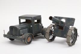 TIPP & CO - Lastwagen und Haubitze